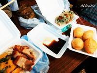 最初の晩餐(笑) - 香港貧乏旅日記 時々レスリー・チャン