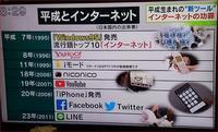 🔶平成のインターネットの変遷 - 【IT脳活雑談】
