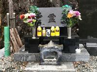 お墓参りとペットのお墓作り - 君の笑顔に逢いたい