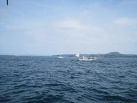 日曜日は乗合船で天草遠征タイラバ - ステンドグラスルーチェの日常
