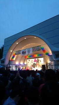 m-flo live at Tokyo Rainbow Pride2019 - 鴎庵
