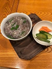 茶粥 - 物好き親爺のつくりんぼ日記