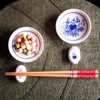 『ムーミン豆皿&箸置き』 - カルトナージュ教室 & ハンドクラフト教室 ~ La fraise blanche ~ ラ・フレーズ・ブロンシュ
