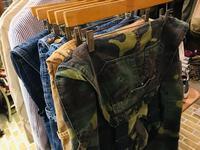 マグネッツ神戸店この雰囲気と穿き心地、ハマってしまいます! - magnets vintage clothing コダワリがある大人の為に。