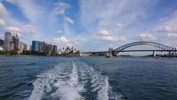シドニーはとてもいい天気です - 南の島の飛行機日記