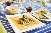 平成の料理教室レポート*vol1 -  川崎市のお料理教室 *おいしい table*        家庭で簡単おもてなし♪