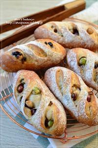 ホシノ天然酵母「米粉お豆パン」について - *sheipann cafe*