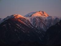 おめでとう!『令和』元年!最初の記事はモルゲンロート夜明け黎明曙日光白根山良き時代になりますように - 『私のデジタル写真眼』