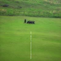 奈良若草山にて - Illusion on the Borderline  II @へなちょこ魔術師