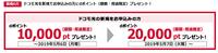 新料金プランとセット割ドコモ光契約 5/7からdポイント特典10k→20kアップ!でも... - 白ロム転売法