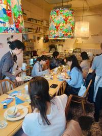 世界の朝ごはんと、草間彌生美術館 - bluecheese in Hakuba & NZ:白馬とNZでの暮らし