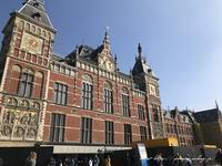 『オランダアムステルダムの旅』空港から市内までのアクセス抜群♪ - neige+ 手作りのある暮らし