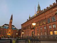 2019 コペンハーゲン到着の夜 - おひとりさま修行中