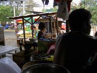 Takan Mercado around 10am - SONGS