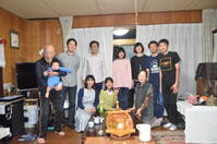 ひ孫(伸季)の来宅と一族の集い! - 肥後モッコスブログ