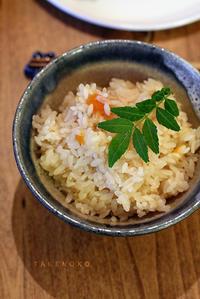 筍と鰤の時雨煮と筍ご飯 - KICHI,KITCHEN 2