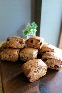 ベーグル 「SquareBagel」&「Curry Bagel」 - KuriSalo 天然酵母ちいさなパン教室と日々の暮らしの事