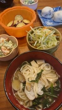 平成最後の夕飯 - 三宅島風景