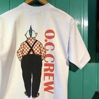 "O.C CREW Pocket Tee ""MOHAWK OLD MAN"" - ★ GOODY GOODY ★  -  ROCK'N ROLL SHOP"