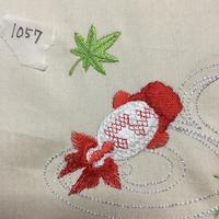やっぱり刺繍(^^) - ソライロ刺繍