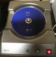 DELA D10でCDリッピングする前の儀式 - B&W 804 D3を鳴らし切る