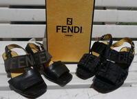 Fendi sandal - carboots