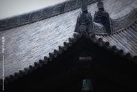 奈良興福寺の鬼瓦 - Illusion on the Borderline  II @へなちょこ魔術師