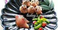 今日の朝ご飯 - 料理研究家ブログ行長万里  日本全国 美味しい話