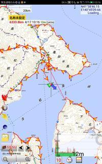 2019.04.17 大間上陸 ジムニー日本一周後半33日目 - ジムニーとピカソ(カプチーノ、A4とスカルペル)で旅に出よう