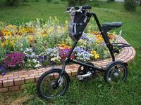 STRIDAで近所徘徊 - おもいでは自転車とともに