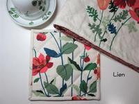 ローラアシュレイでポットマット 3 - Lien Style (リアン スタイル)