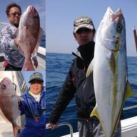 初挑戦のタイラバでヒラマサ - 五島列島 遊漁船 MANA 釣果情報 ヒラマサ
