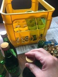 「純米吟醸ブルーラベル」&「特別純米ゴールドラベル」720mlの瓶詰 - 日本酒biyori