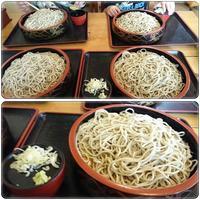 そば処鹿林 - 気ままな食いしん坊日記2