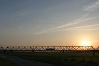 夕焼け - ブナの写真日記
