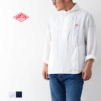 DANTON [ダントン] M's L/S LINEN CLOTH SHIRTS [JD-3568KLS] 長袖オックスフォードシャツ MEN'S - refalt blog