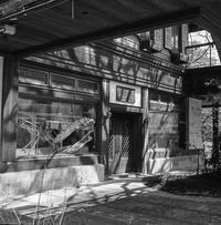 ヒカリトカゲで賑わうGWの廃レストラン - Film&Gasoline