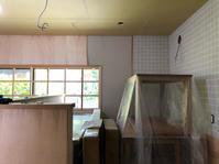 学園前喫茶と雑貨のお店進捗状況5 - 国産材・県産材でつくる木の住まいの設計 FRONTdesign  設計blog