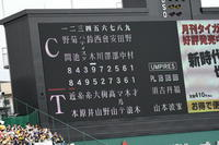 2019-05-01 阪神甲子園球場対阪神タイガース - フィオさんの気まぐれカープ写真館