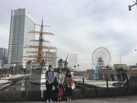 横浜スタディツアー2018(3)横浜美術館、図書館総合展ブースツアー、全国学生協働サミット - 本日の中・東欧