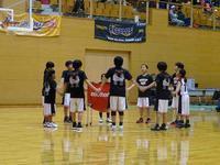 第22回別府地区春季小学生ミニバスケットボール交歓大会 _女子 - 日出ミニバスケットボール