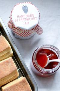 Homemade strawberry jam( イチゴジャムの作り方) - Camphortreeの日常
