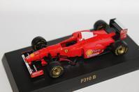 1/64 Kyosho Ferrari F1 F310 B 1997 - 1/87 SCHUCO & 1/64 KYOSHO ミニカーコレクション byまさーる