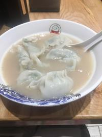 餃掂手工餃子雲吞専門店@灣仔 - ヨーキー はちのお留守番とママの香港生活
