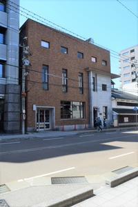 金沢市十間町の中島商店(昭和モダン店舗探訪) - 関根要太郎研究室@はこだて