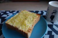 チーズたっぷりチーズトースト - *のんびりLife*