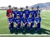 メグミルクカップ:2日目試合結果 - 横浜ウインズ U15・レディース