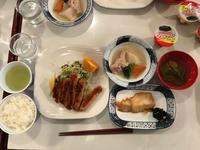 メグミルクカップ:5/4夕食 - 横浜ウインズ U15・レディース