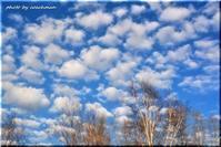 絵本のような空と雲 - 北海道photo一撮り旅