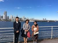 横浜スタディツアー2018(4)氷川丸、ニュースパーク(日本新聞博物館) - 本日の中・東欧
